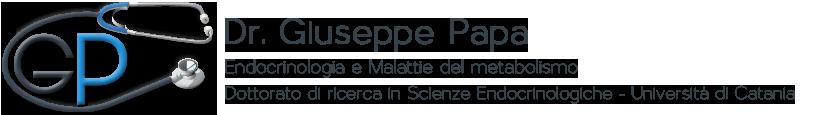 Dr. Giuseppe Papa – Endocrinologo a Catania Giarre Randazzo Linguaglossa Sciacca Agrigento Castelvetrano Trapani