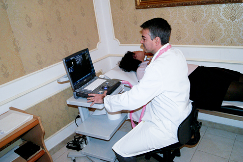 Dr. Giuseppe Papa Endocrinologo - ecografia tiroide