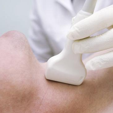 Ecografia tiroidea e del collo